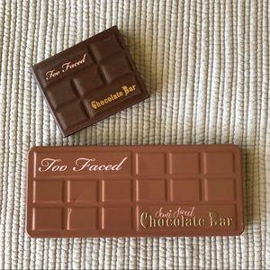 TOOFACED Chocolate Bar Bundle